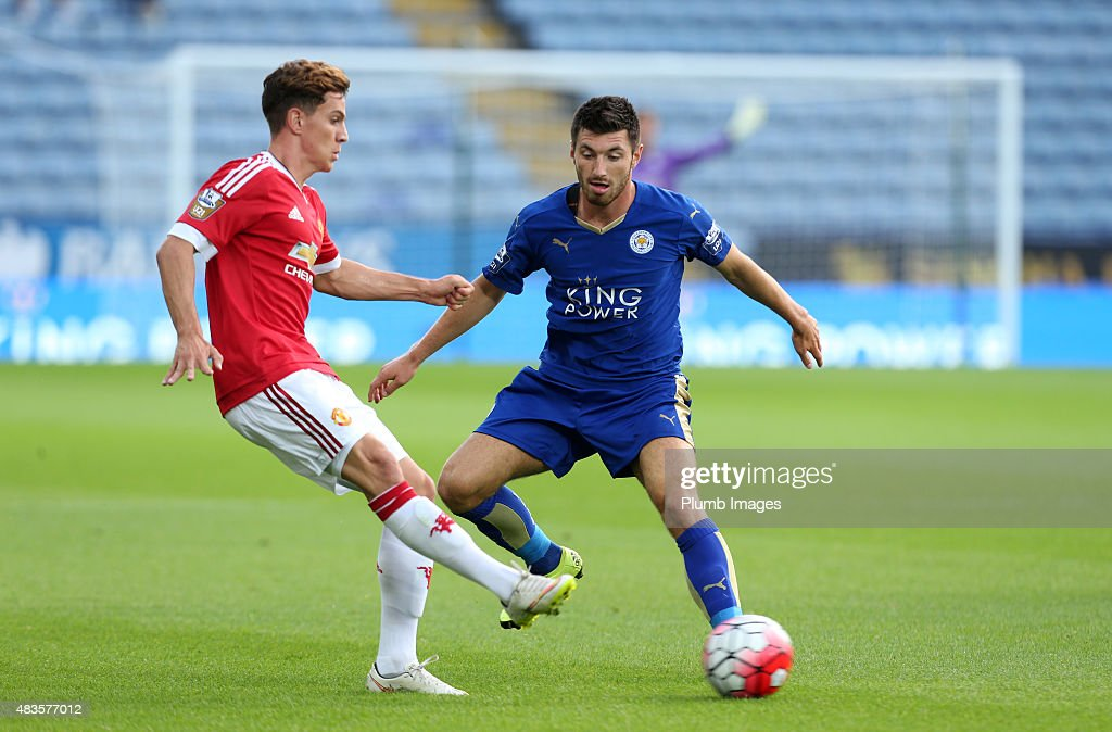 Leicester City v Manchester United - Barclays U21 Premier League : News Photo