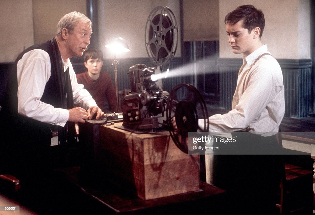 Michael Caine And Tobey Maguire Star In U0027The Cider House Rulesu0027 Directed By  Lasse