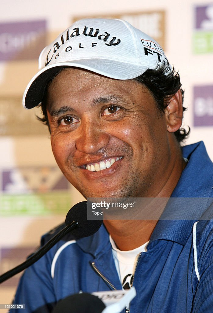 2006 Bluechip New Zealand Open - Michael Campbell Press Conference - November