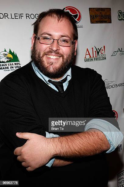 Michael Candelori director of photography attends Changing Hands premiere at The Happy Ending Bar Restaurant on February 21 2010 in Hollywood...