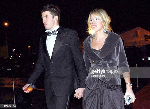 Michael Carrick during United for UNICEF Gala Dinner Arrivals at Old Trafford Manchester United Football Club in Manchester Great Britain
