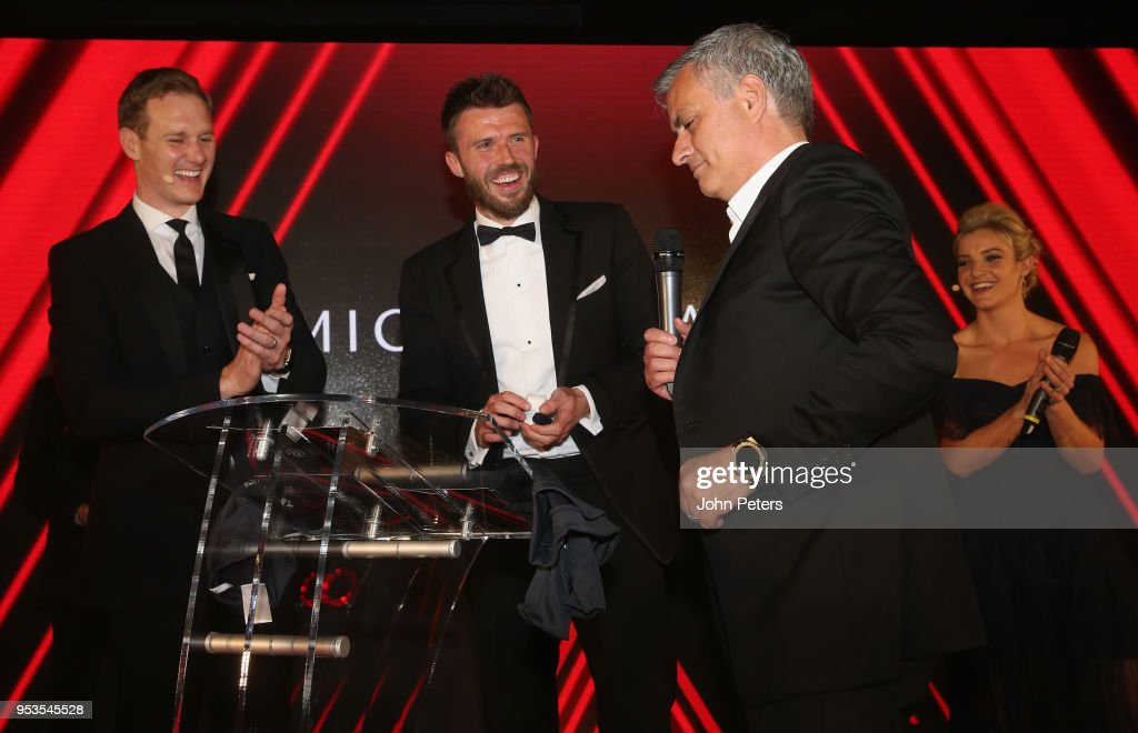 Manchester United Player of the Year Awards : News Photo