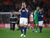 southampton england michael carrick manchester united