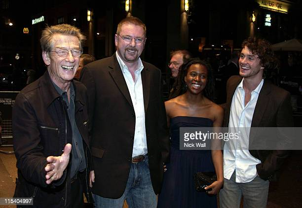 Michael CatonJones Hugh Dancy and John Hurt Claire Hope Ashitey