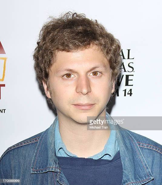 """Michael Cera arrives at the 2013 Los Angeles Film Festival """"Crystal Fairy"""" premiere held at Regal Cinemas L.A. LIVE Stadium 14 on June 14, 2013 in..."""