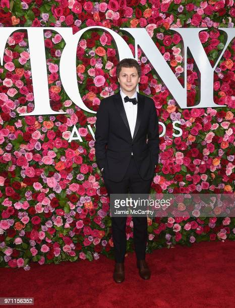 Michael Cera attends the 72nd Annual Tony Awards at Radio City Music Hall on June 10 2018 in New York City