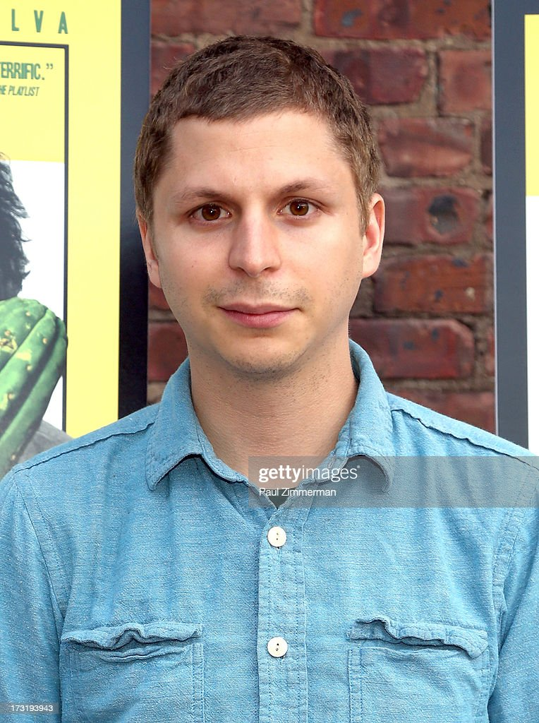 Michael Cera attends the 'The Crystal Fairy' New York Screening at Wythe Hotel on July 9, 2013 in the Brooklyn borough of New York City.