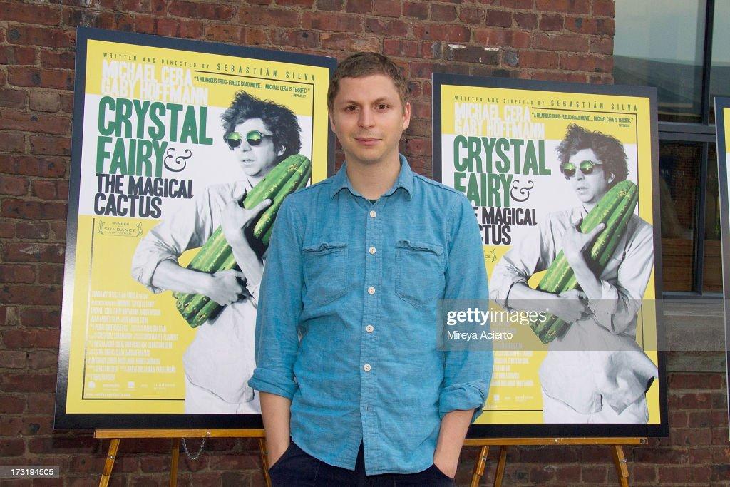 """The Crystal Fairy"" New York Screening"