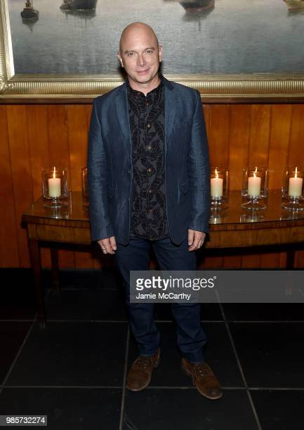 Michael Cerveris attends The Cinema Society With Synchrony And Avion Host A Screening Of Marvel Studios' 'AntMan And The Wasp' After Party at The...