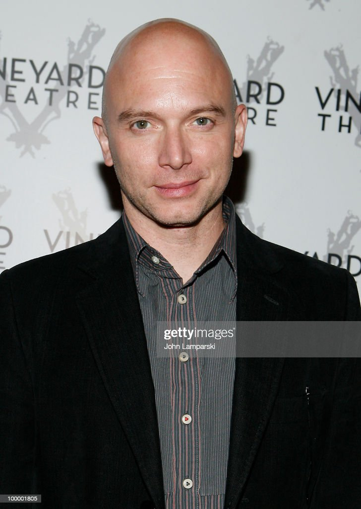 Michael Cerveris attends the opening night of 'The Metal Children' at the Vineyard Theatre on May 19, 2010 in New York City.