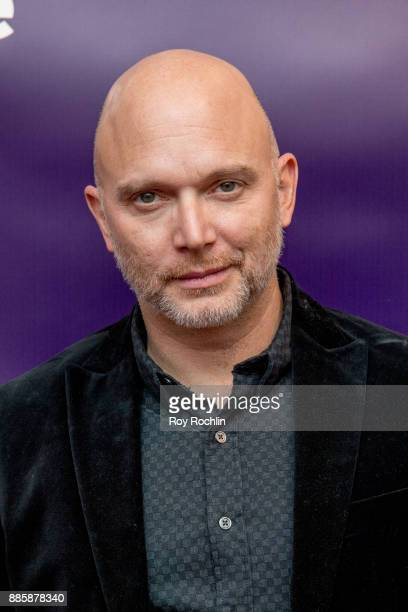 Michael Cerveris attends the 'Right Before I Go' Benefit performance at Town Hall on December 4 2017 in New York City