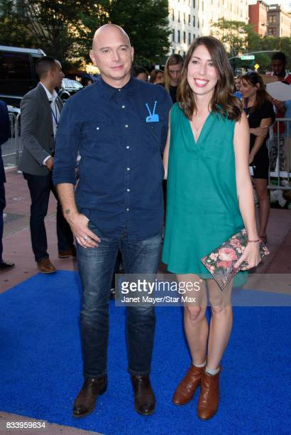 Michael Cerveris is seen on August 15 2017 in New York City