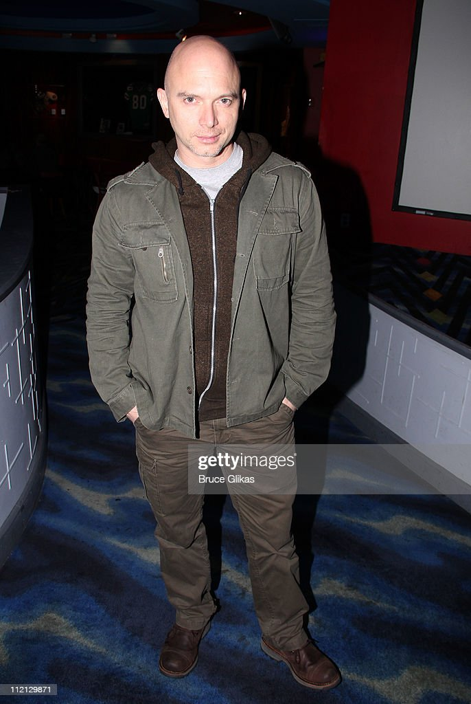 """""""Stake Land"""" Cast Visits Planet Hollywood Times Square - April 12, 2011"""