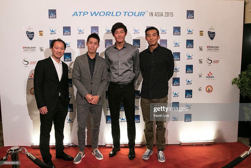 2015 Shanghai Rolex Masters - Day 2