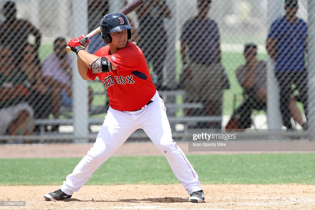 MiLB: AUG 31 Rookie League- GCL Championship Game #2 - GCL Yankees 2 at GCL Red Sox : News Photo