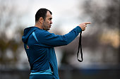 london england michael cheika head coach