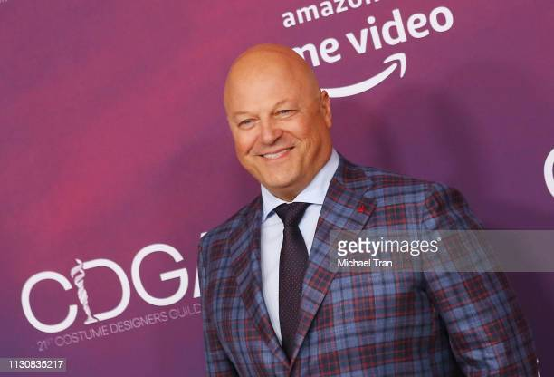 Michael Chiklis attends the 21st CDGA held on February 19 2019 in Beverly Hills California