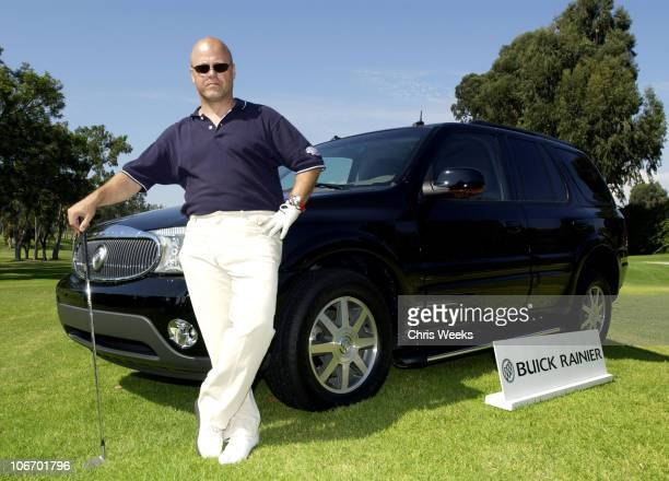 Michael Chiklis during 4th Annual Academy of Television Arts Sciences Foundation Celebrity Golf Classic at Riviera Country Club in Pacific Palisades...
