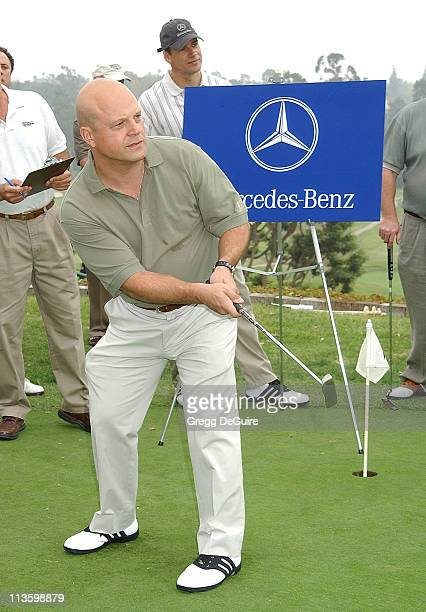 Michael Chiklis during 4th Annual Elizabeth Glaser Pediatric AIDS Foundation Celebrity Golf Classic Sponsored By Mossimo MercedesBenz at Riviera...