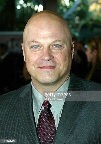 Michael Chiklis during The 9th Annual Critics' Choice Awards Red Carpet at The Beverly Hills Hotel in Beverly Hills California United States
