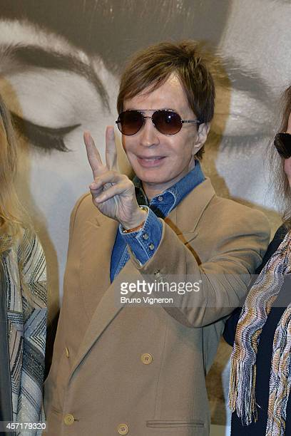 Michael Cimino attends the Tribute To Faye Dunaway at the Opening Ceremony of the 6th Lyon Festival on October 13 2014 in Lyon France