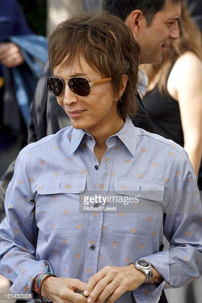 Michael Cimino during 2007 Cannes Film Festival Chacun Son Cinema All Directors Photocall at Palais des Festivals in Cannes France