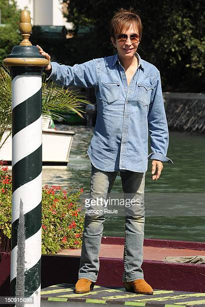 Michael Cimino is seen during the 69th Venice Film Festival on August 29 2012 in Venice Italy