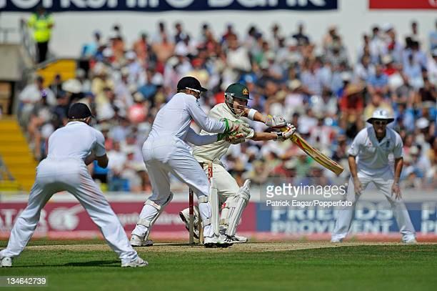 Michael Clarke England v Australia 4th Test Headingley Jul 09