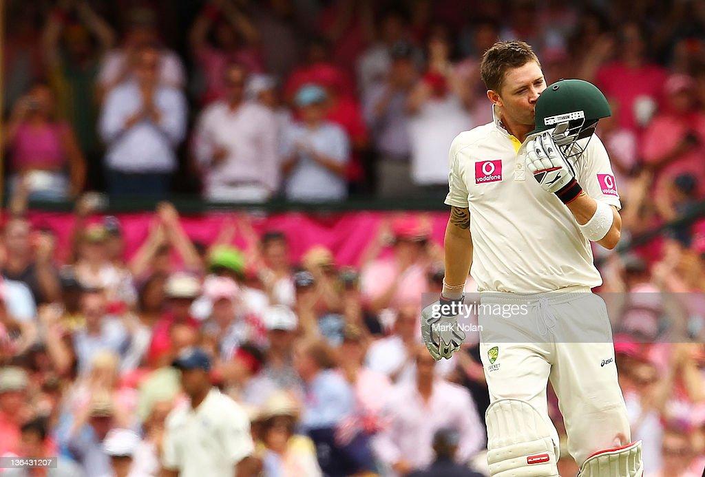 Australia v India - Second Test: Day 3 : News Photo