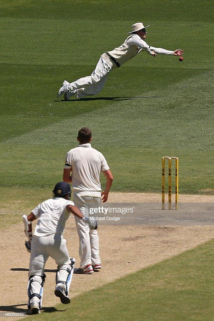 Australia v India - 1st Test: Day 4