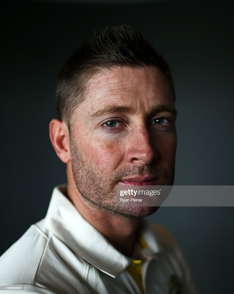 Michael Clarke Portrait Session