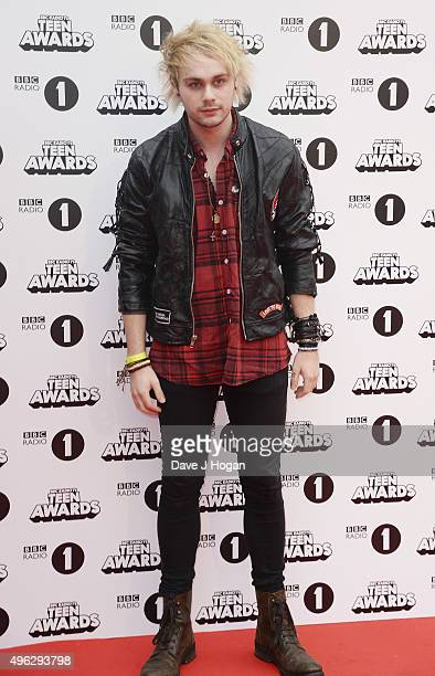 Michael Clifford of 5 Seconds of Summer attends the BBC Radio 1 Teen Awards at Wembley Arena on November 8 2015 in London England