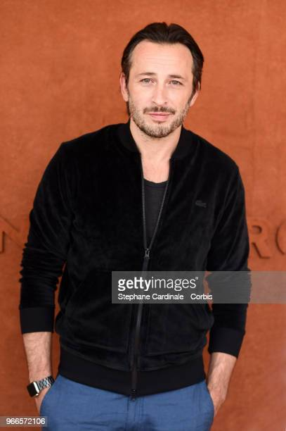 Michael Cohen attends the 2018 French Open Day Seven at Roland Garros on June 2 2018 in Paris France
