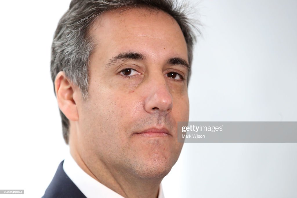 Senate Intelligence Committee Interviews Trump's Private Attorney Michael Cohen