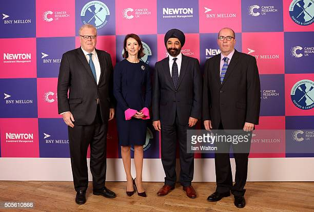 Michael ColeFontayn Executive VP and Chairman of EMEA BNY Mellon Helena Morrissey CEO of Newton Investment Management Sir Harpal S Kumar CEO of...
