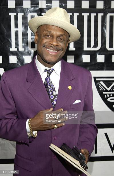 Michael Colyar during Hollywood Black Film Festival '2 Fast 2 Furious' Premiere Arrivals at Harmony Gold Preview House in Hollywood California United...