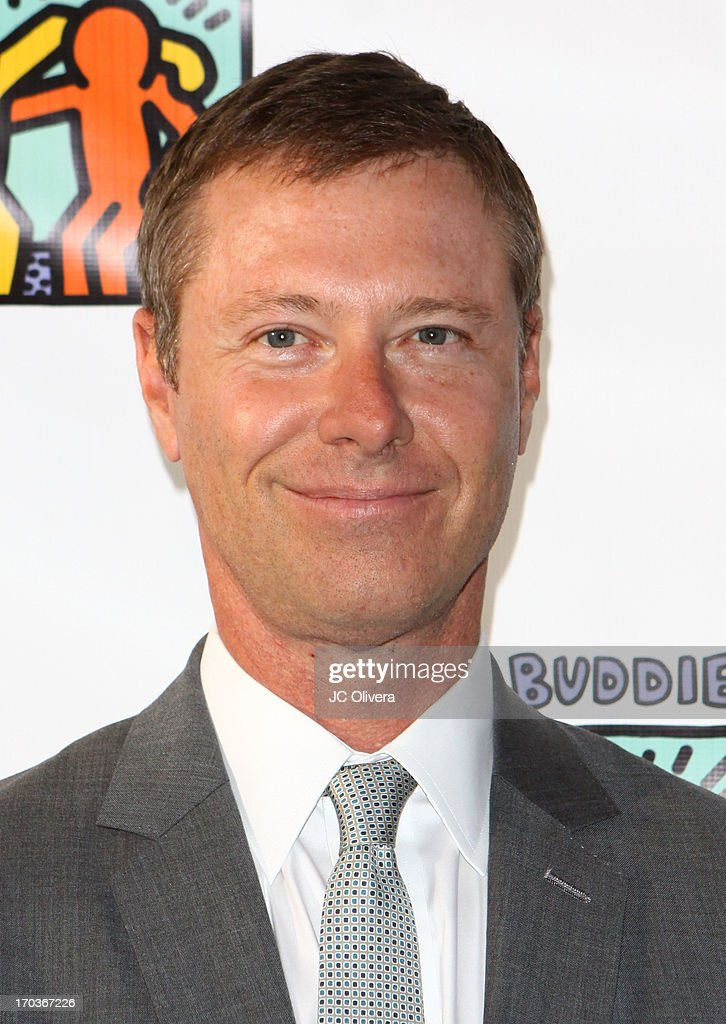 Michael Conway attends Best Buddies Jobs Vanguard reception at UTA on June 11, 2013 in Beverly Hills, California.