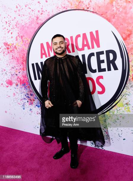Michael Costello attends the 2nd Annual American Influencer Awards at Dolby Theatre on November 18, 2019 in Hollywood, California.