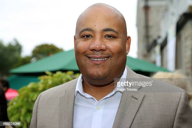 Michael Coteau, Ontario Minister of Tourism, Culture and Sport attends the CFC Annual BBQ Fundraiser during the Toronto International Film Festival...