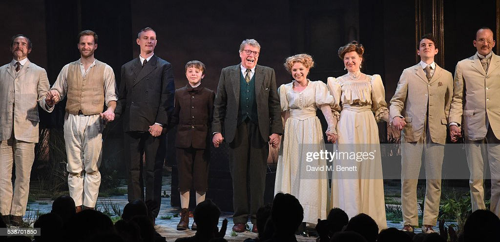 """The Go-Between"" - Press Night - Curtain Call & Backstage : News Photo"