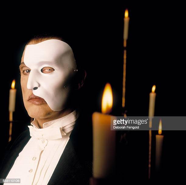 Michael Crawford as The Phantom of the Opera