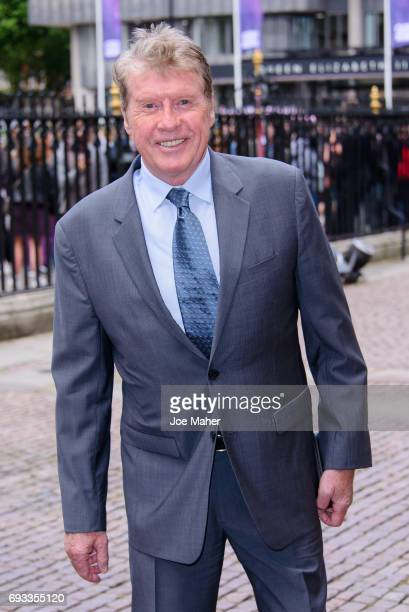 Michael Crawford attends a memorial service for comedian Ronnie Corbett at Westminster Abbey on June 7 2017 in London England Corbett died in March...