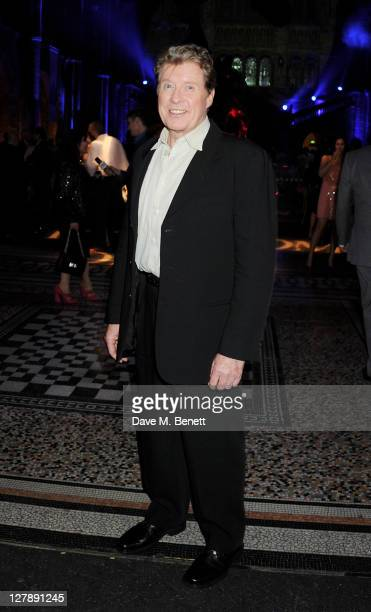 Michael Crawford attends an afterparty following the 25th Anniversary performance of Andrew Lloyd Webber's The Phantom Of The Opera at the Natural...