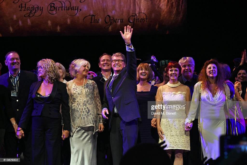 """The Phantom Of The Opera"" - 30th Anniversary Charity Gala Performance - Finale : News Photo"