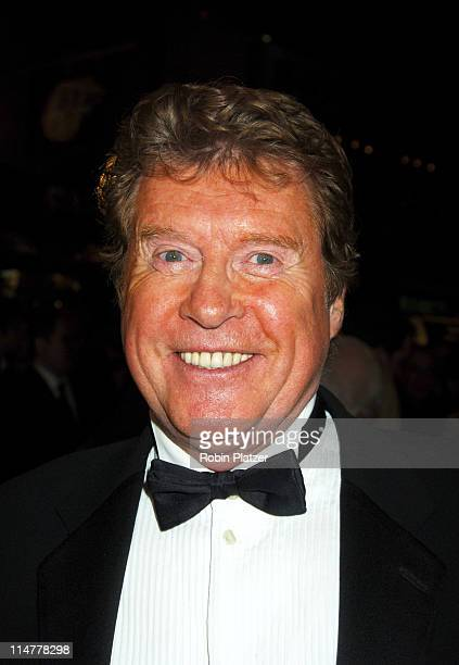"""Michael Crawford during """"Phantom of the Opera"""" Becomes the Longest-Running Show on Broadway at The Majestic Theatre in New York City, New York,..."""