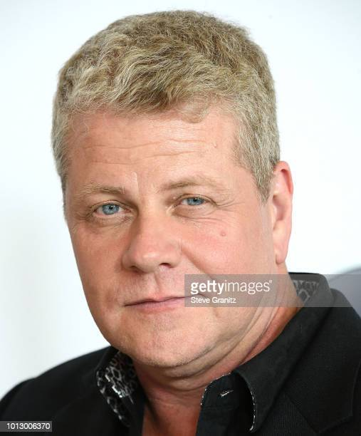Michael Cudlitz arrives at the Disney ABC Television Hosts TCA Summer Press Tour at The Beverly Hilton Hotel on August 7 2018 in Beverly Hills...