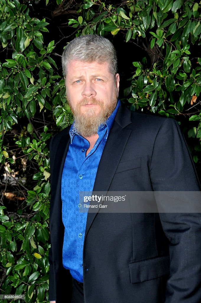 Michael Cudlitz attends the 43rd Annual Saturn Awards at The Castaway on June 28, 2017 in Burbank, California.