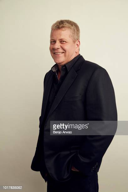 Michael Cudlitz of ABC's 'The Kids Are Alright' poses for a portrait during the 2018 Summer Television Critics Association Press Tour at The Beverly...