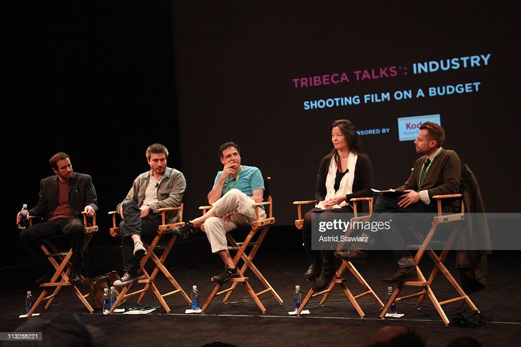 Tribeca Talks Industry: Shooting Film On A Budget - At The 2011 Tribeca Film Festival