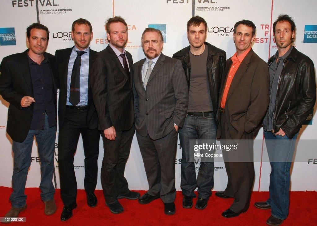 """8th Annual Tribeca Film Festival - """"Tell Tale"""" Premiere"""